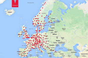 Tesla's planned expansion in Europe