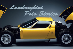 Lamborghini's restoration center is back
