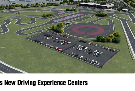"Porsche's ""Driving Experience Centers"" . . . do you know their origin?"