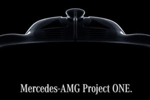Mercedes-Benz / AMG's Project One brings F1 to the street